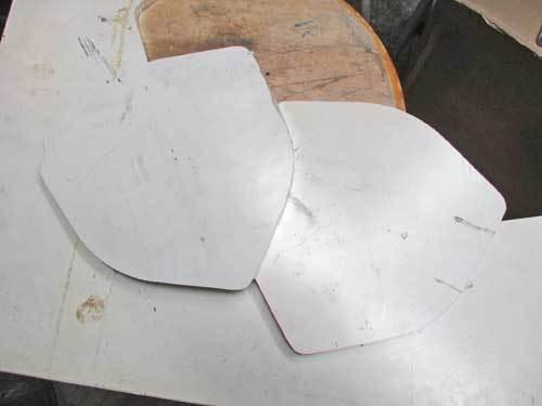 スピーカーのスペーサー製作&YZF-R1の前後サスをイジイジ・・・(笑)_c0086965_01301925.jpg