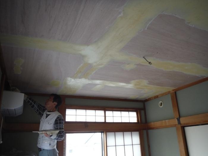 屋根、天井、カーポート ~ 工事終了です。_d0165368_07102988.jpg