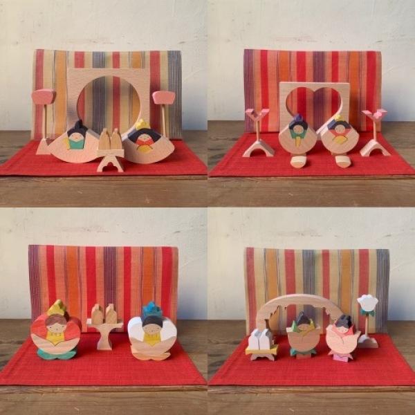 小黒三郎さんの組み木の雛人形と五月人形について (2020年)_a0121669_22295229.jpg