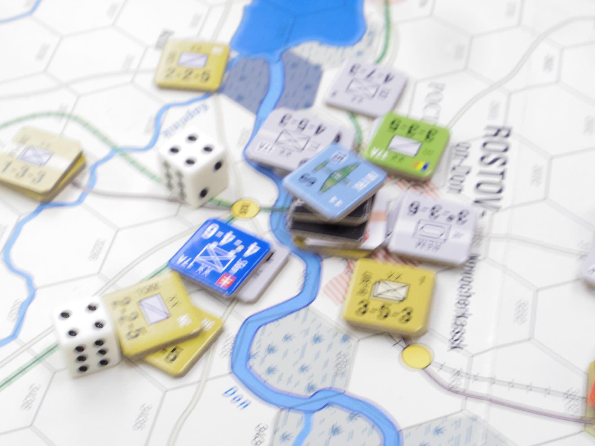 2020.01.11(土)YSGA新春初例会⑵初日...(GMT)Stalingrad\'42キャンペーン第1班の➊_b0173672_19340390.jpg