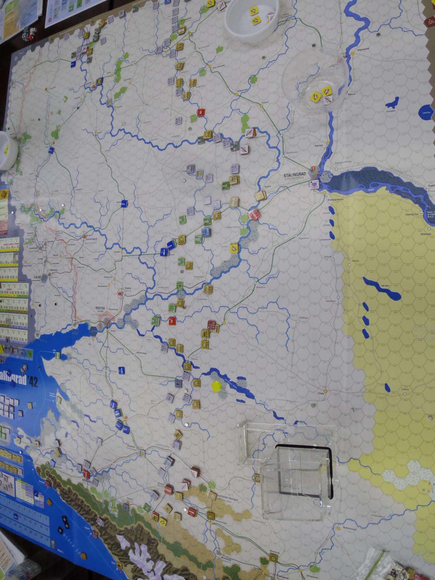 2020.01.12(日)YSGA新春初例会⑶二日目...(GMT)Stalingrad\'42キャンペーン第1班の➋_b0173672_19490531.jpg