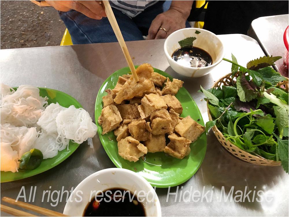 インドシナ周遊の旅 Ⅱ(11)ハノイ(9)食への欲求(2)_c0122685_01170867.jpg