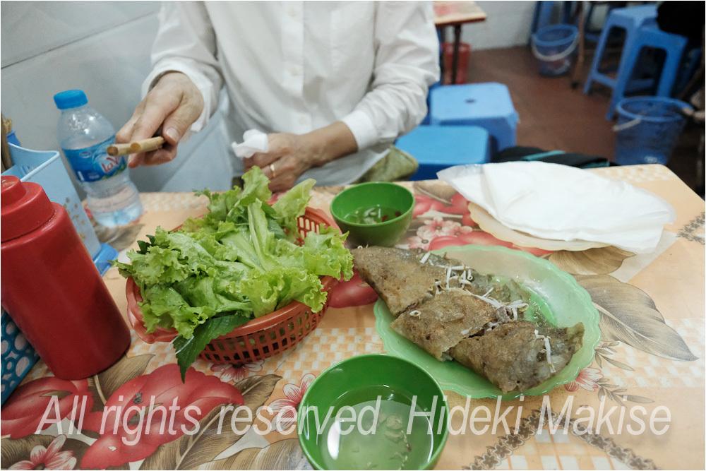 インドシナ周遊の旅 Ⅱ(11)ハノイ(9)食への欲求(2)_c0122685_01215994.jpg