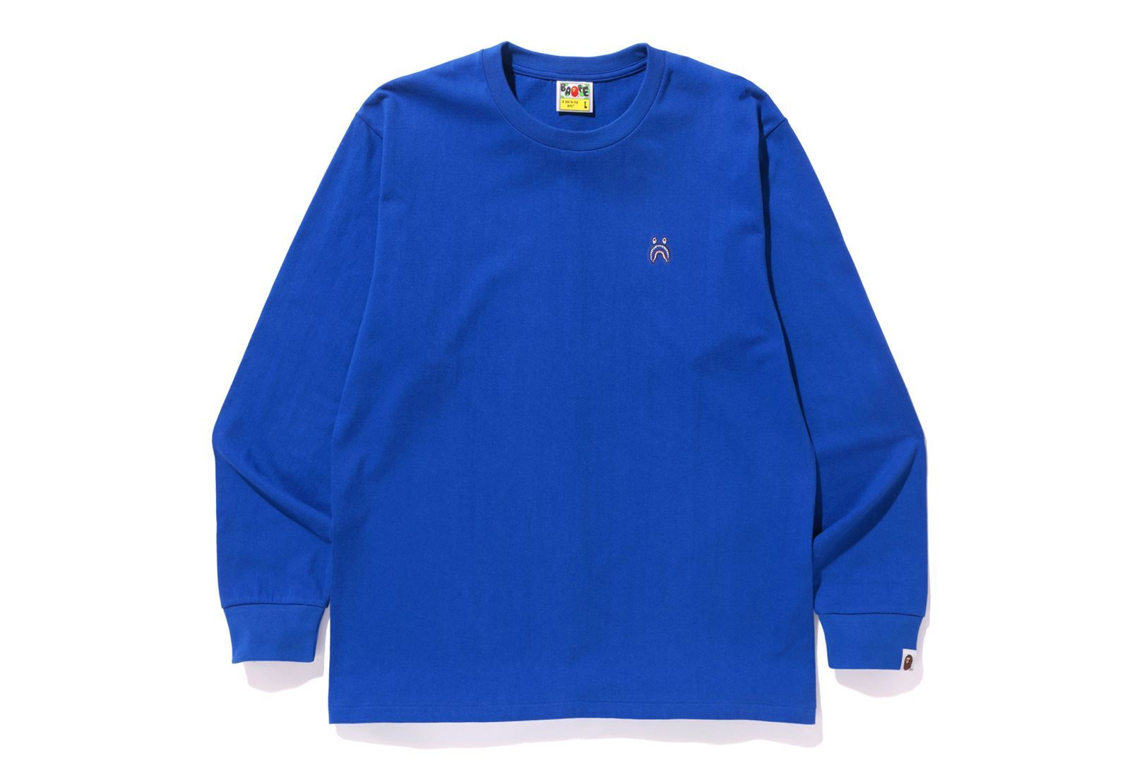 SHARK ONE POINT L/S TEE_a0174495_12030786.jpg