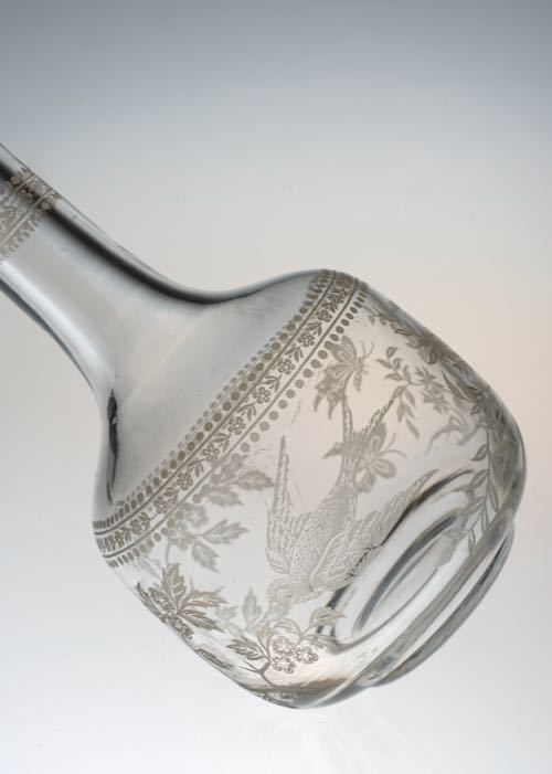 Baccarat Japonesque Decanter no stopper_c0108595_23324298.jpeg