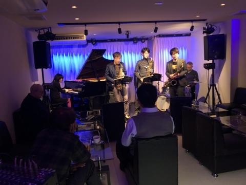 広島のジャズ Jazzlive Cominジャズライブカミン   1月15日_b0115606_09130173.jpeg