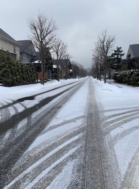 は 降ら ない 雪が 今年