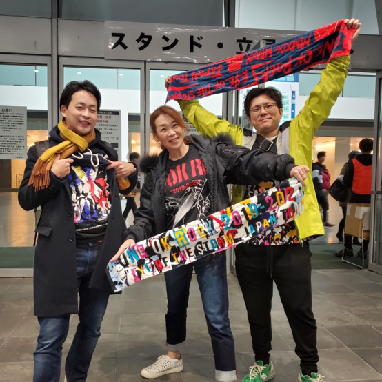 ONE OK ROCKライブに行って来た_f0085810_23063712.jpg