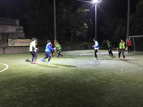 UNO 12/18(水) at UNOフットボールファーム_a0059812_17523461.jpg