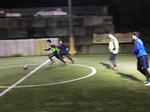 UNO 12/18(水) at UNOフットボールファーム_a0059812_17523803.jpg