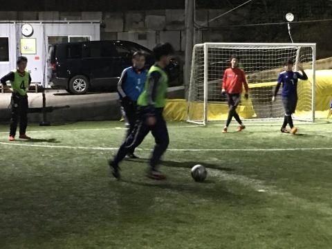 UNO 12/18(水) at UNOフットボールファーム_a0059812_17524392.jpg
