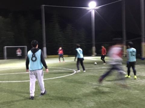 UNO 12/19(木) at UNOフットボールファーム_a0059812_18014772.jpg