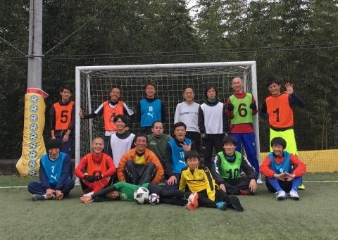 ゆるUNO 12/21(土) at UNOフットボールファーム_a0059812_18382611.jpg