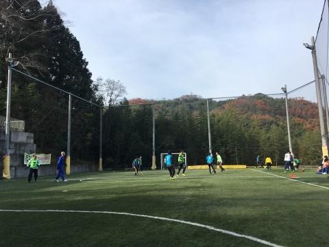 ゆるUNO 12/21(土) at UNOフットボールファーム_a0059812_18423293.jpg