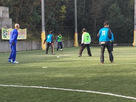 ゆるUNO 12/21(土) at UNOフットボールファーム_a0059812_18425481.jpg