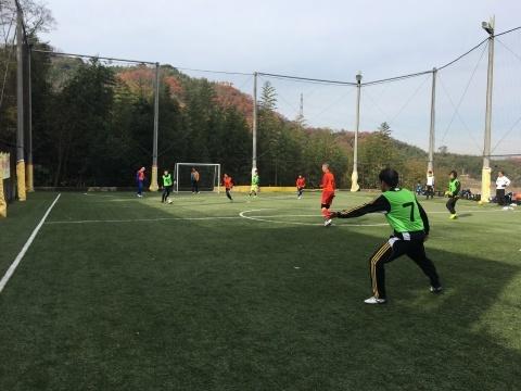 ゆるUNO 12/21(土) at UNOフットボールファーム_a0059812_18433048.jpg