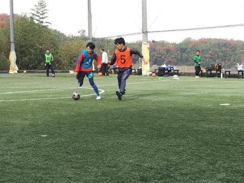 ゆるUNO 12/21(土) at UNOフットボールファーム_a0059812_18434382.jpg