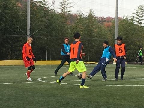 ゆるUNO 12/21(土) at UNOフットボールファーム_a0059812_18434913.jpg
