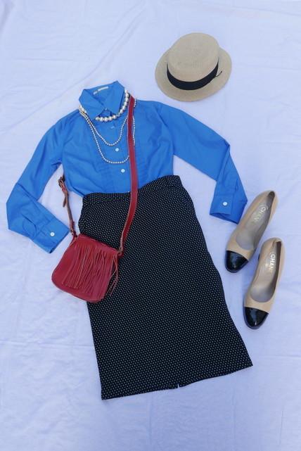 Coodinate Versace skirt_f0144612_04082578.jpg