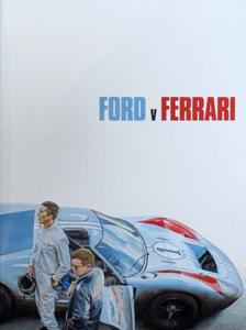 """よもやまシネマ491 """"フォードVSフェラーリ""""_e0120614_15501268.jpg"""