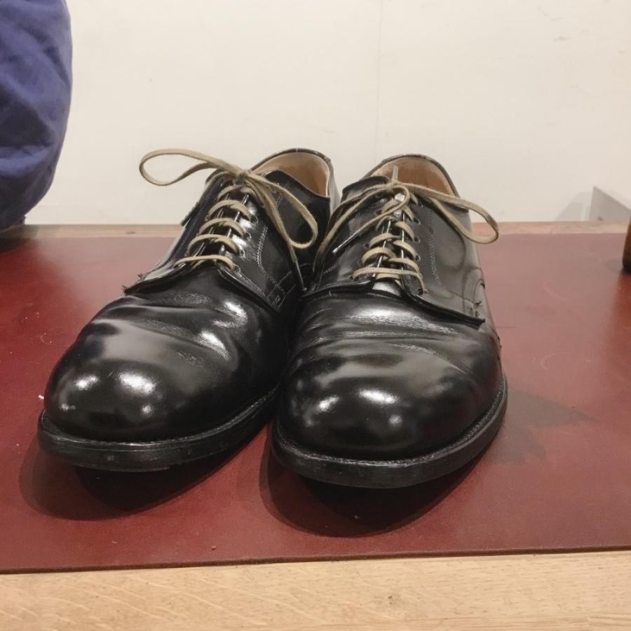 靴磨きUSアーミー_f0283816_10180859.jpeg