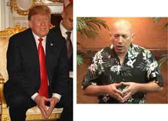 トランプ大統領とバシャールさん / 画像_b0003330_12354525.jpg