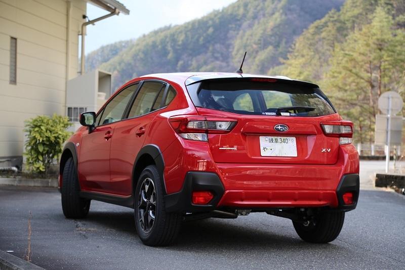 最新のXV1.6リットルボクサー搭載車を購入_f0076731_18351729.jpg