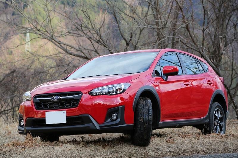 最新のXV1.6リットルボクサー搭載車を購入_f0076731_18355293.jpg