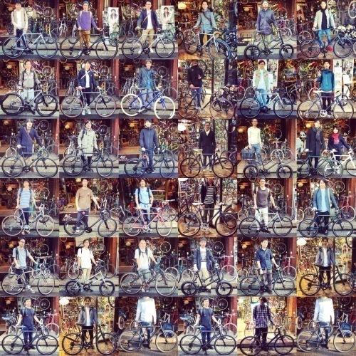 ライトウェイ特集☆バイシクルガール番外編☆今日のバイシクルボーイ☆ 自転車女子 自転車ガール クロスバイク ライトウェイ おしゃれ自転車 マリン ターン シェファード パスチャー スタイルス_b0212032_18024917.jpeg