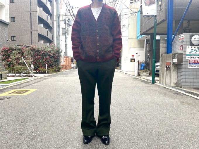 「 続 MOHAIR & HIPPIE PANTS 」_c0078333_18095465.jpeg