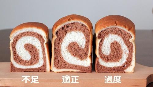 パン教室で「うずまき食パン」ホイロについて_a0165538_17425151.jpg