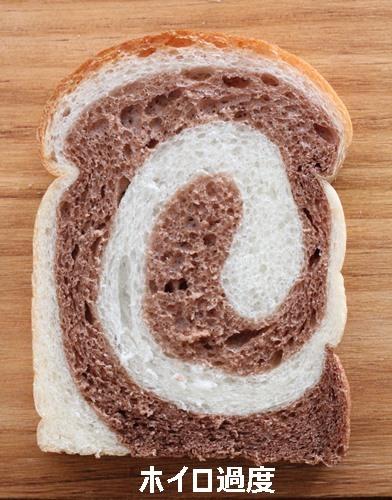 パン教室で「うずまき食パン」ホイロについて_a0165538_17430750.jpg
