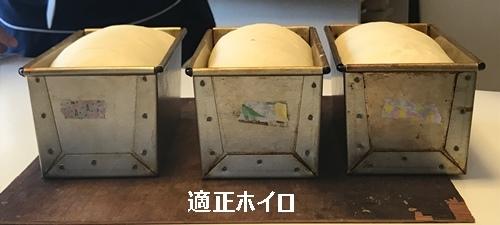パン教室で「うずまき食パン」ホイロについて_a0165538_17434281.jpg