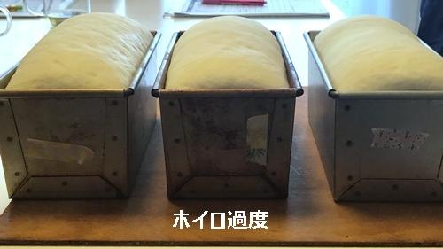 パン教室で「うずまき食パン」ホイロについて_a0165538_17434536.jpg