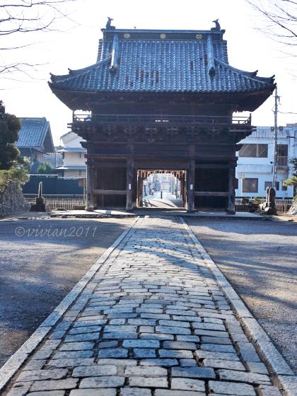 足利さんぽ ~鑁阿寺、足利学校、松村記念館~_e0227942_16030406.jpg