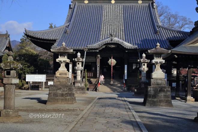 足利さんぽ ~鑁阿寺、足利学校、松村記念館~_e0227942_16061646.jpg