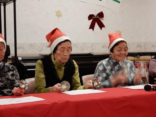 ~クリスマス&餅つき~_d0195052_16003119.jpg