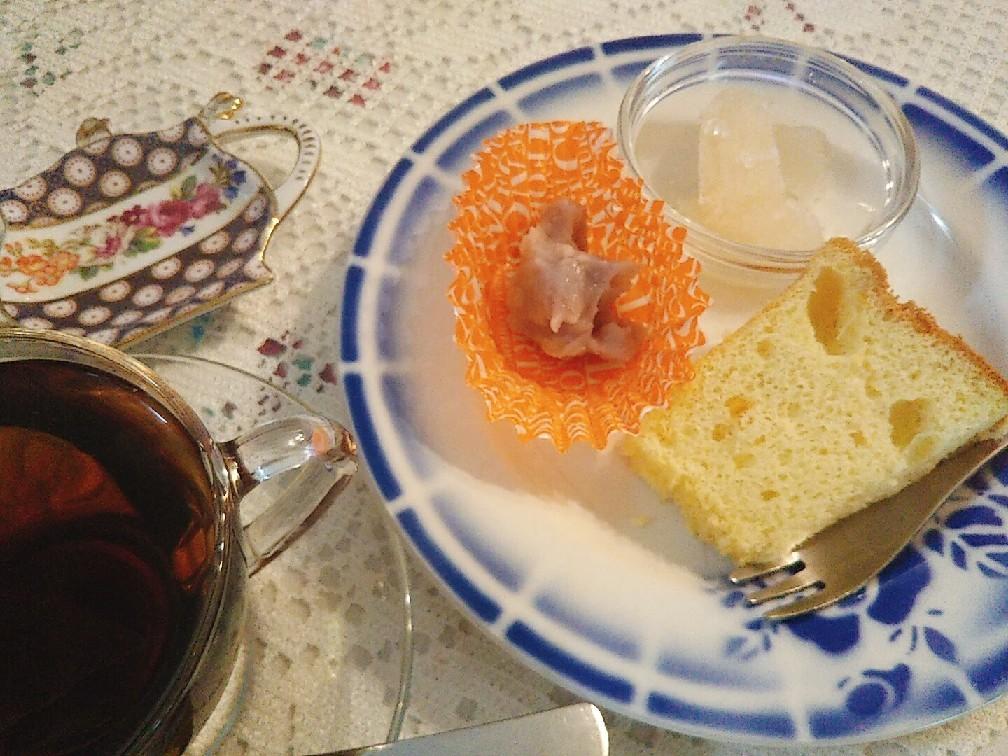 「茶~だ(てぃ~だ)」で女子会。_e0251855_21355290.jpg