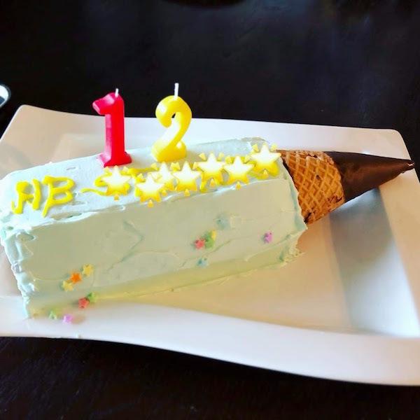 ヴォーグ学園初めと書き初めとえんぴつケーキと。_f0089355_22120260.jpg