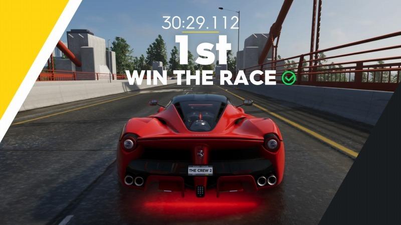 ゲーム「THE CREW2 今日は性能普通のマシンでNew Yorkを走る」_b0362459_22592852.jpg