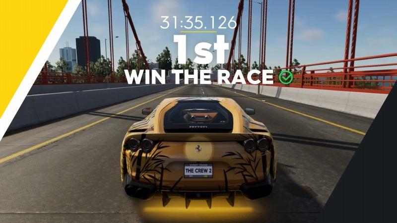 ゲーム「THE CREW2 今日は性能普通のマシンでNew Yorkを走る」_b0362459_23032423.jpg
