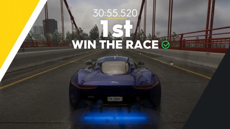ゲーム「THE CREW2 今日は性能普通のマシンでNew Yorkを走る」_b0362459_23123225.jpg