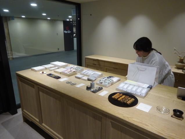 大阪に行ってきました ~ お土産は「菓菓かはん」_b0405262_19575031.jpg