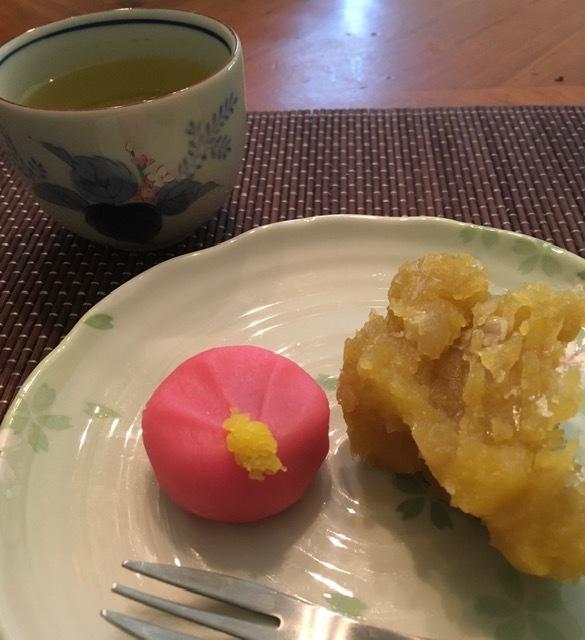 最近食べた日本食のおやつ_e0350971_11144517.jpg