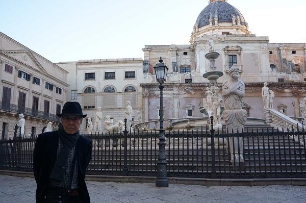 シチリア島のパレルモに_e0365880_23225929.jpg