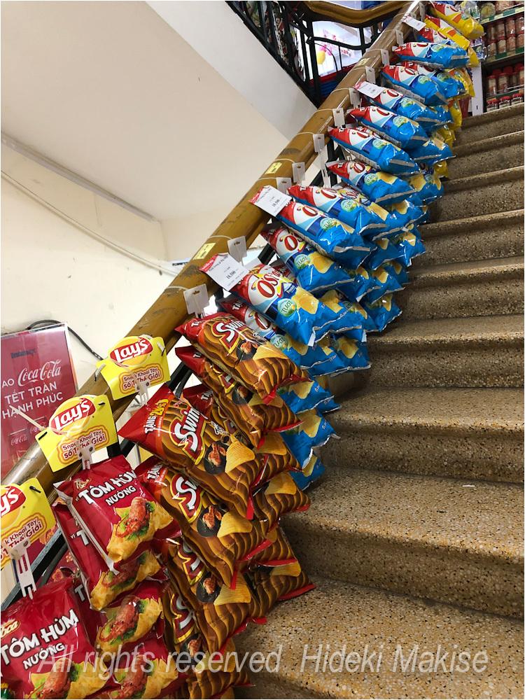インドシナ周遊の旅 Ⅱ(12)ハノイ(10)スーパーマーケット事情他_c0122685_20194477.jpg