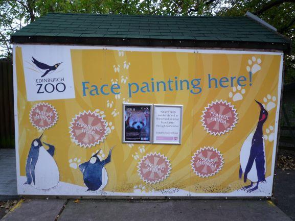 エディンバラ動物園(Edinburgh Zoo)_c0076387_06095226.jpg