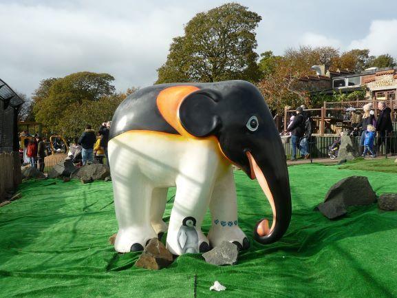 エディンバラ動物園(Edinburgh Zoo)_c0076387_06095731.jpg