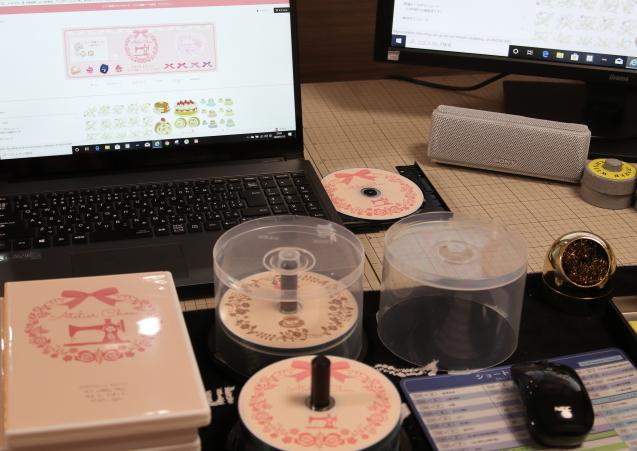 刺繍CDのお礼「ほんの気持ちリボン」急いでセット☆_a0370893_23474411.jpg