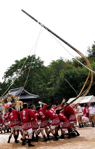 生石神社秋祭り_e0254493_2345219.jpg